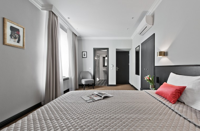 Klasikinis dvivietis kambarys